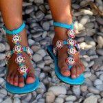 Hot Lava footwear SS 14