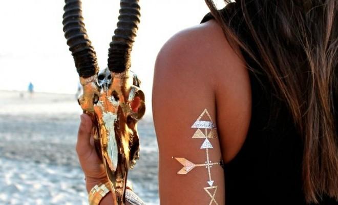 flash tattoo child of wild