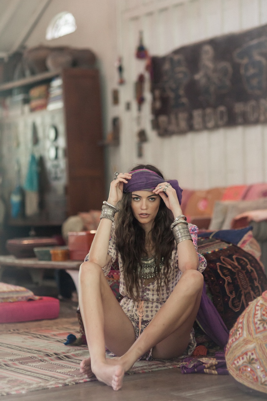 spell and the gypsy lookbook